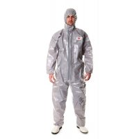 Hygienic, protective 3M Coveralls