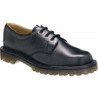 Ladies' Air Cushion Leather Upper Uniform Shoes