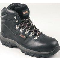 Samson Water Resistant Black Hiker Boots