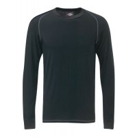 Dickies Long Sleeve Thermal Vest with Crew Neck