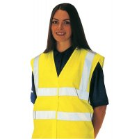 High Visibility Safety Waistcoats