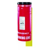 Emergency Water Rescue Throwing Line Bag Cabinet