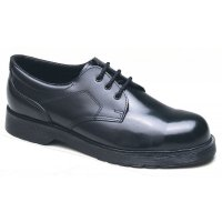 Steel Toe Capped Wide Uniform Safety Shoes