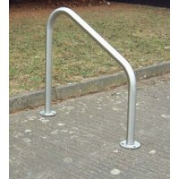 Galvanised Steel Bicycle Security Stand