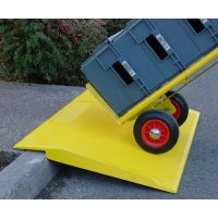 Portable Lightweight Kerb Hopper