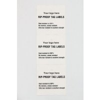 Polyester Fabric Rip-Proof Tags