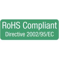 RoHS Labels – RoHS Compliant Directive 2002/95/EC