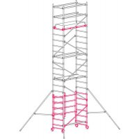 Folding Trade Access Tower