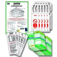 Scafftag Kit Special Offer with Free Poster and Pocket Guides