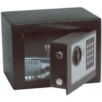 User-friendly compact safes for work and home
