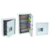 Secure Electronic Key Boxes