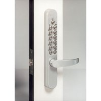 Keylex 800 Keyless Combination Mortice Lock