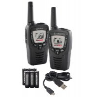 Cobra Water-Resistant Two-Way Radios Twin Pack