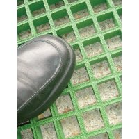 Highly Durable Slip-Resistant Grating
