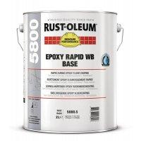 Tough, Durable Epoxy Rapid WB Floor Paint