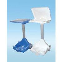 Plastic Pedal-Operated Waste Sack Holder Bin
