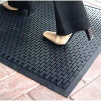 Long-lasting and Easy to Clean Cleanscrape Entrance Matting