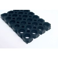 Ringmat Heavy-Duty Honeycomb Rubber Matting