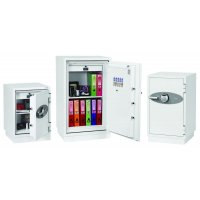 Fire, Heat and Fall Resistant Safes