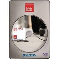 Slips, Trips & Falls Health & Safety Training DVD
