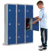 Storage Lockers For Schools