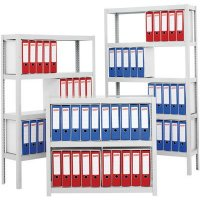 200kg capacity office shelving solutions