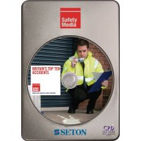 Informative Safety Training DVD - Britain's Top Ten Accidents