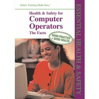 Essential Computer Health & Safety Training Booklets
