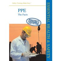 Pack of 10 Health And Safety Training Booklets - PPE