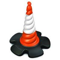 Wind-resistant Skipper™ Traffic Cone