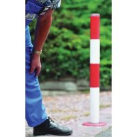 Retractable Semi-Automatic Traffic Bollard