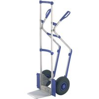 High-Backed Ergonomic Aluminium Sack Truck