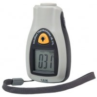 Non-contact pocket infrared thermometer