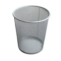 Office Mesh Waste Paper Basket