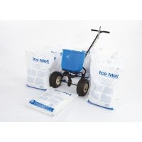 Winter Xtreme Ice Melt and Wheeled Manual Spreader Kit