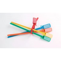 Economy Coloured Write-On Cable Tie Seals