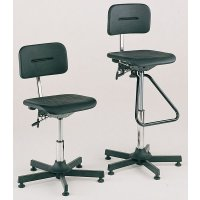 Comfortable, Adjustable Workshop Chair