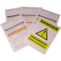 Work Permits - Pack of 10