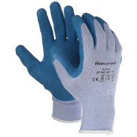 Lightweight cotton and polyamide grip safety gloves