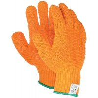 Breathable, Easy Grip Polyco Criss Cross PVC Grip Gloves
