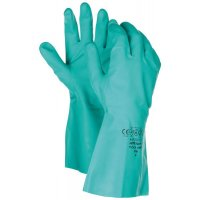 Polyco® Nitrile Durable Lined Chemical-Resistant Gloves
