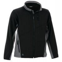 Warm, water repellent work jacket
