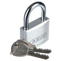 Corrosion-resistant ABUS Titalium™ padlocks