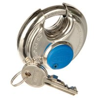 Stainless Steel Rust-Resistant Diskus Padlocks