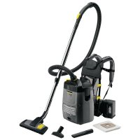 Karcher BV 5/1 Lightweight Battery-Powered Backpack Vacuum Cleaner