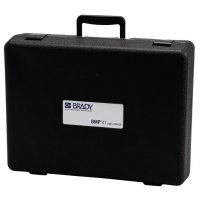 Protective storage hard case for Brady BMP41 label printer