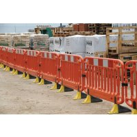 JSP Telescopic Stability Poles for Frontier Barrier System
