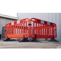 JSP Frontier Cross-Link Safety Barriers