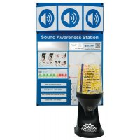 Honeywell Sound Awareness Station with Ear Plugs and Dispenser