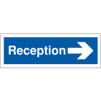 Durable Reception Way-Finding Car Park Signs